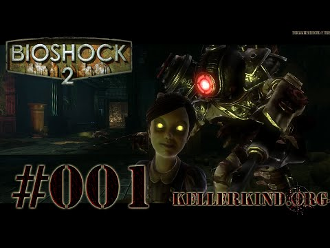 Bioshock 2 [HD|60FPS] #001 - Zurück in Rapture ★ Let's Play Bioshock 2