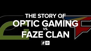 The Story Of OpTic Gaming Vs. FaZe Clan