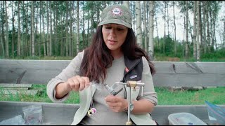 Anchored Outdoors: April Vokey Explains How To Tie A Tube Fly
