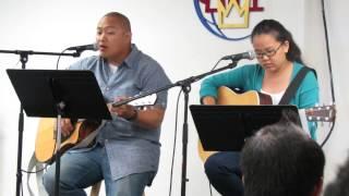Kong Yang ft Sherry Xiong - Amen by Chris August