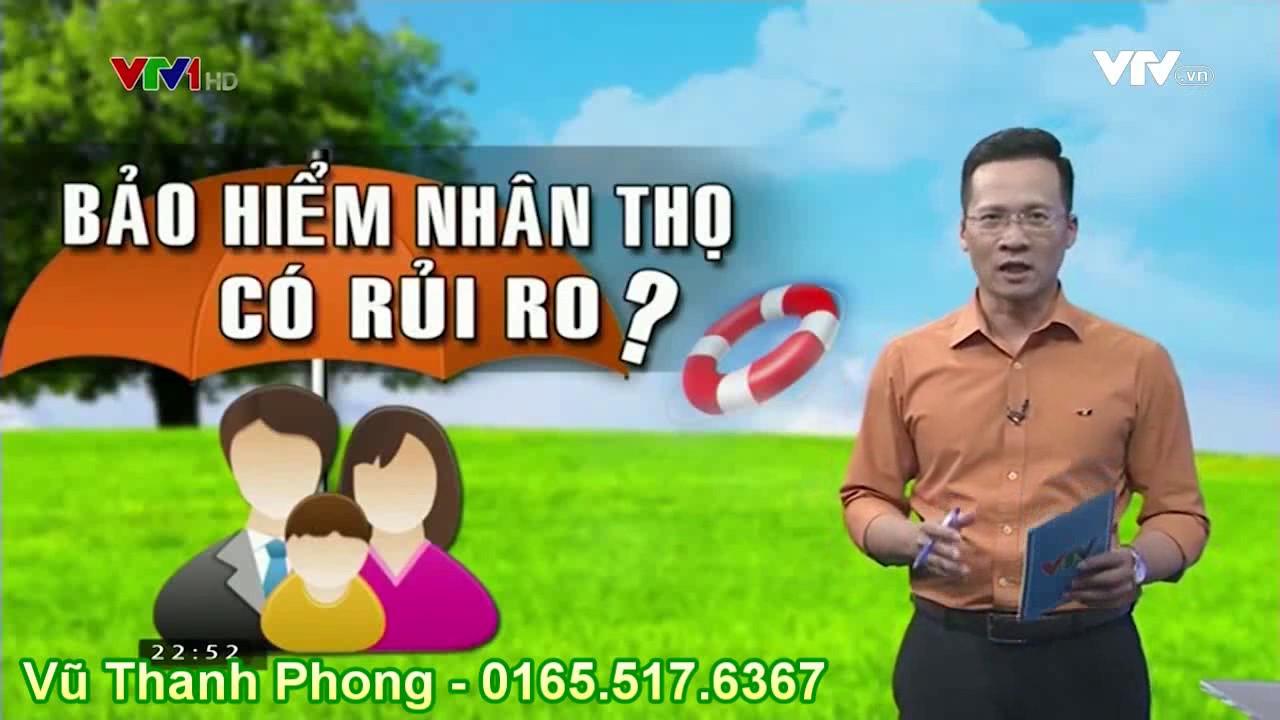 VTV1 - 100% người Singapore tham gia bảo hiểm nhân thọ