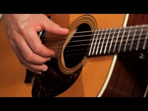 How to Play Basic Fingerpicking Style | Country Guitar