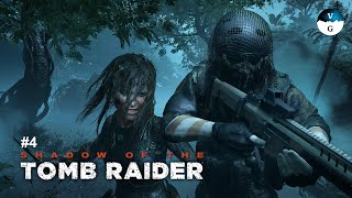 Shadow of the Tomb Raider Gameplay Part 4 Full HD @60 FPS