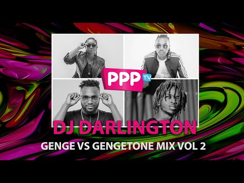 DJ DARLINGTON : GENGE VS GENGETONE MIX VOL 2 : PPP TV KENYA