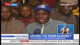 Uhuru to tour Eldoret | President expected in Uasin Gishu on Friday