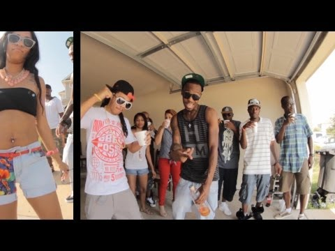 """4Shotyme - """"High N Drunk"""" Official Music Video 