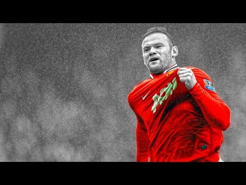 Wayne Rooney - Best Goals - Skills - Passion - MUFC HD