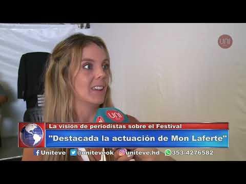 Periodistas opinan sobre el Festival de Peñas