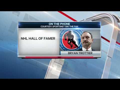 Bryan Trottier interview on Sportsnet Radio May 31 2017