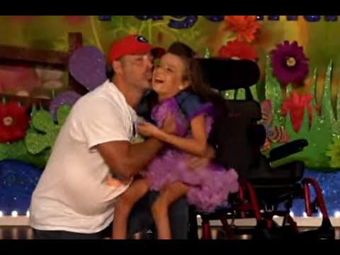Video emoţionant! Cel mai frumos dans tată-fiică de pe Internet nu este de la o nuntă