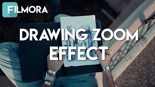 Cara Edit Drawing Zoom Effect Video (Sam Kold. Inspired) Di Filmora