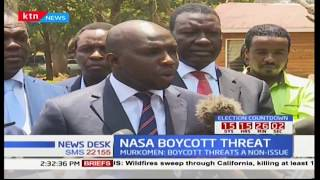 NASA BOYCOTT THREAT: What happens if NASA does not participate in elections?