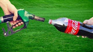 9 Smart Ideas - Coca Cola vs Gas
