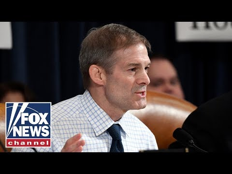 Jim Jordan: It is sad what the country is going through видео
