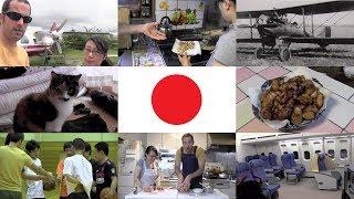 Couch Surfing World Tour - Japan - Part 2 - Speak Fluent English Confidently with Drew Badger