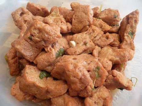 Seitan – Meat Substitute Recipe
