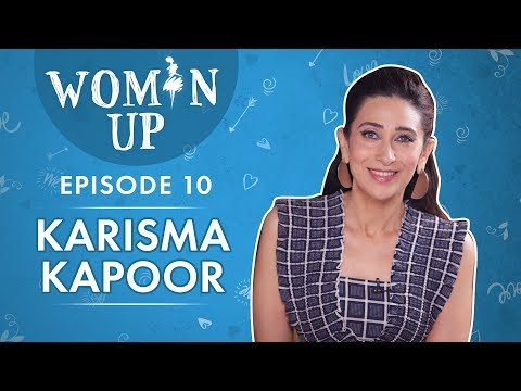 Karisma Kapoor on being ridiculed for her looks, single parenting, Samaira & Kiaan | Woman Up