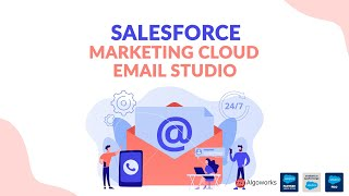 Salesforce Marketing Cloud Email Studio | Marketing Cloud Tutorial