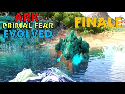 ARK: SURVIVAL EVOLVED - PIKKON THE CREATOR BOSS & TEK ARMOR