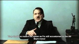 Pros and Cons with Adolf Hitler: Windows Developer Preview