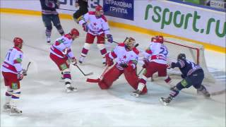 Металлург - ЦСКА 3:1 / Metallurg - CSKA 3:1