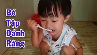 Trò Chơi Bé Tập Đánh Răng ❤ TinTin TV ❤