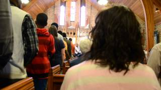 Let It Be Communion at Christ Episcopal Church