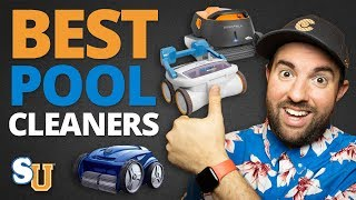 How to Buy The Best ROBOTIC POOL CLEANER   Swim University