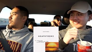 Calvin Harris - Heatstroke ft. Young Thug, Pharrell Williams, Ariana Grande | REACTION