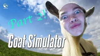 Goat Simulator (Part 2) - Where is the Towel