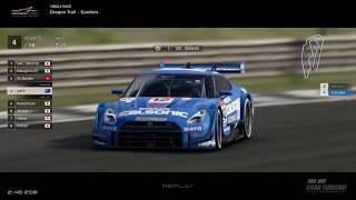 Gran Turismo™SPORT - Dragon Trail Gardens Nissan GTR Gr2 (online race) v2