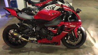 Yamaha R1 2019 Black म फ त ऑनल इन व ड य
