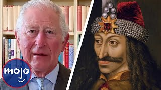 Top 10 Creepy Secrets About the Royal Family