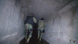 Los túneles de escape de 'El Chapo Guzmán'