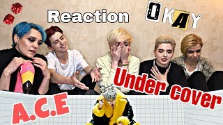 A.C.E (에이스)   UNDER COVER MV REACTION | HVN