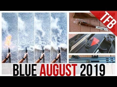 9th Annual Blue August Range Day