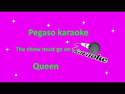karaoke The show must go on   Queen   Freddy Mercury