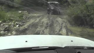 preview picture of video 'Discovery 4 offroad 4x4 Montalcino Land rover day 22/09/2012'