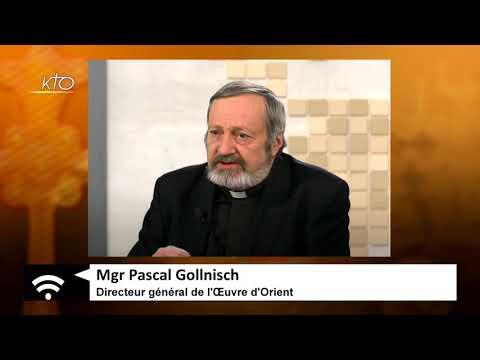 """Mgr Pascal Gollnisch : """"C'est une crise spirituelle pour le Liban"""""""
