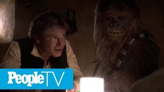 How 'Solo' Movie Will Show The Millennium Falcon In All Its Glory | PeopleTV | Entertainment Weekly | Kholo.pk