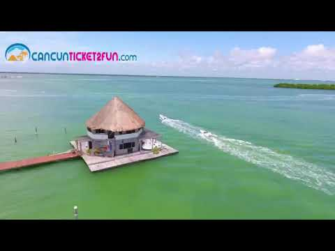 Cancún Jungle Tour by Speed Boat