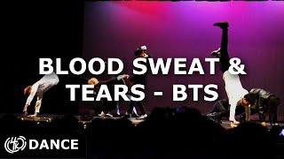 [4K Dance] Blood Sweat & Tears 피 땀 눈물 - BTS Dance Cover 댄스커버 | 4K Dance New Years Concert 2019