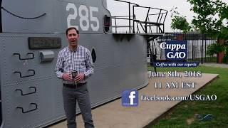 GAO: Navy Shipbuilding Facebook Live Preview