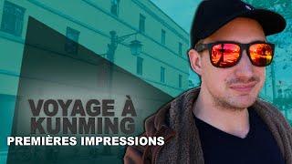 Voyage à Kunming : premières impressions | Vlog Kunming #1