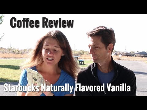Starbucks Naturally Flavored Vanilla Coffee Review