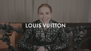 Riverdale star Madelaine Petsch does ASMR for the Louis Vuitton Cruise 2020 Show
