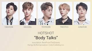 Hotshot - Body Talk