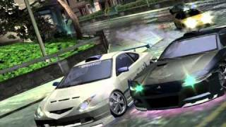 Need For Speed Underground 2 OST: Felix Da Housecat - Rocket Ride(Soulwax Remix)