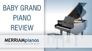 Baby Grand Piano: Everything You Ever Needed To Know About Baby Grand Pianos by Merriam Pianos