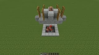 Minecraft Tutorial: Simple Infinite Villager Breeder [1 6 2 - 1 7 10